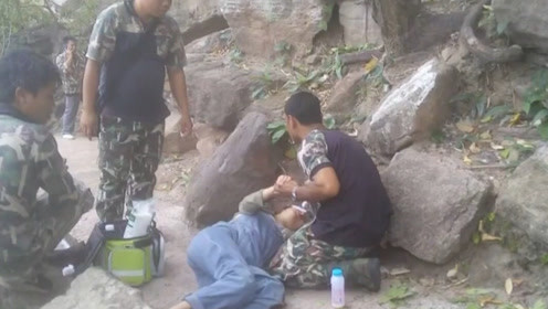 中国孕妇泰国坠崖案反转:遭丈夫毒手推下崖却不敢指控