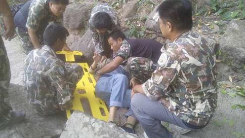 中国孕妇泰国坠崖案其丈夫被捕!孕妇报案:当天是被丈夫推的