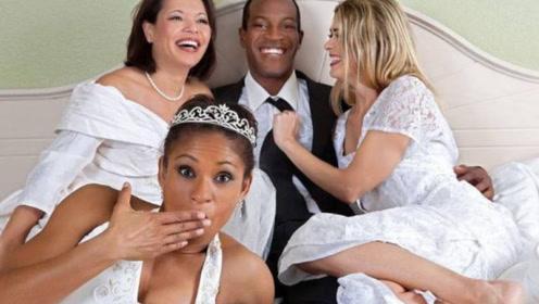 在娶妻没有限制的国家,女性竟如此开放,而当地男人却大呼受不了