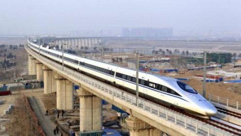 明明底下就是平地,建高铁为何还要花钱造高架?