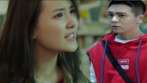 带爸留学:黄小栋被女同学偷亲,武丹丹马上生气怒吼:分手吧
