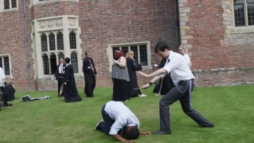 全球唯一被认证的魔法学院,专门培养魔法师!网友:我要学魔法!