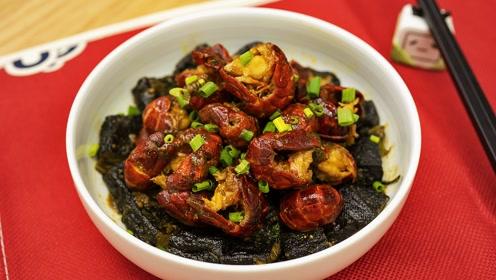 用湘菜大厨的口味虾秘方,做一份创意长沙菜!