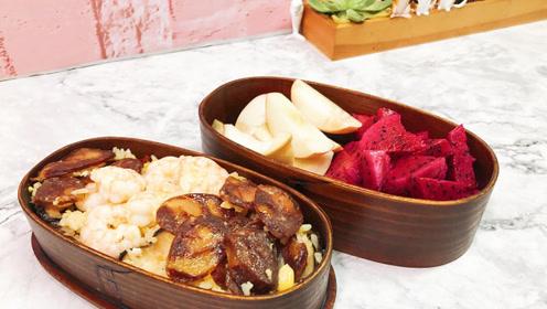 你吃过终极版蛋炒饭吗?超级丰盛的搭配,绝对的味蕾享受!