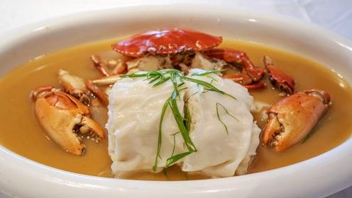香港卖$1000一份的花雕蟹,这里只要¥238!顺德Vlog