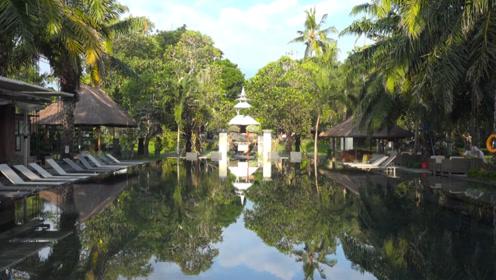 巴厘岛最安静的节日,人们只能在家静坐冥思,而且还要禁食一天!