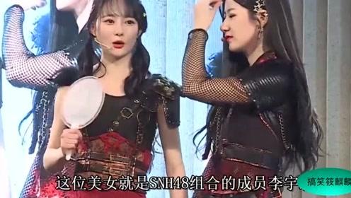 模仿蔡徐坤后果多严重?美女模仿蔡徐坤打篮球,遭对方粉丝辱骂惨