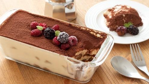"""网红""""脏脏盒""""芝士蛋糕,一分钟教你自己在家做,美味100倍!"""