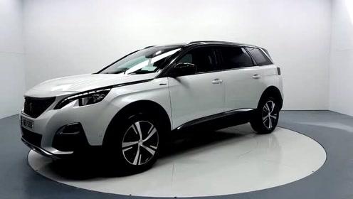 动感大气大空间的中型SUV,标致5008展示欣赏