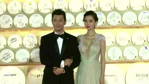 黄晓明和导演手拉手被拍!路人:杨颖看到晓明娇羞的表情会怎么想