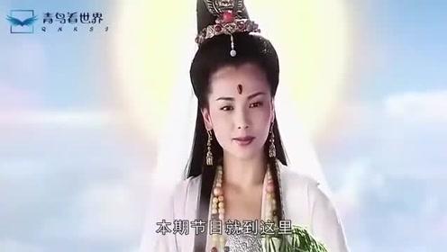 她演观音期间发生了很多怪事,由于无人能解释,后来她就信佛了