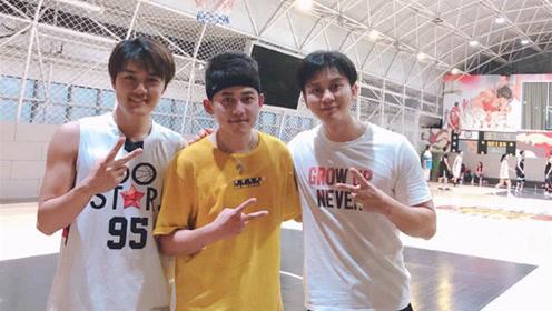 李晨与范冰冰分手后和好友打篮球,首次吐露心声:开心就好