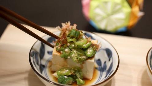 日本大厨制作中国豆腐,摇身一变卖200元,网友:土豪才去吃