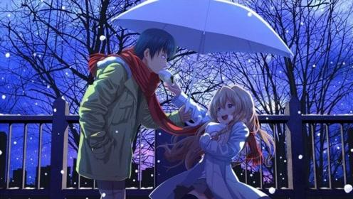 两个人细心勾勒的故事,铭记着永远的恋爱记忆