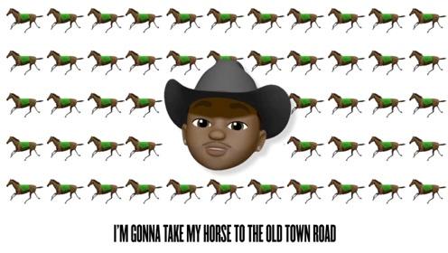 Lil Nas X乡村说唱神曲《Old Town Road》