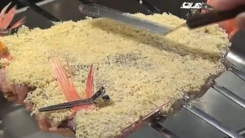日本大厨花一天一夜做鱼,鱼鳞鱼骨都没扔,居然售出25万天价