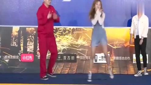 宋雨绮跟battle实力不相上下,会跳街舞的女孩子,太帅气了