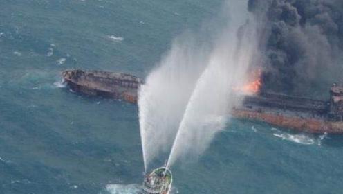 又有一艘油船中东遇劫,20万桶石油遭扣押,美:这是伊朗第二次