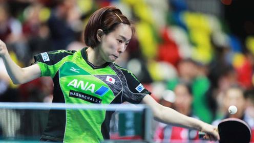 可惜!陈梦开局占优惨遭石川佳纯大逆转,日乒教练成为最关键点!