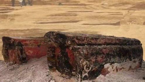 宁夏神秘大墓,墓中文物价值连城,专家挖掘途中却险些遭遇不测!