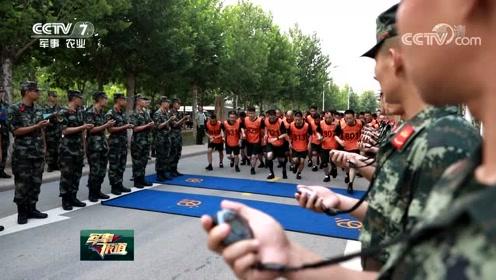 武警部队开展指挥员大比武