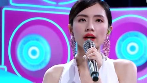 刘惜君亮相《合唱吧300》,与09快女同台瞬间回忆杀