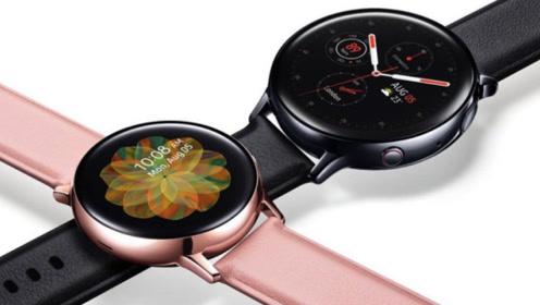 三星新一代智能手表的设计 其实从苹果手表上借鉴了不少