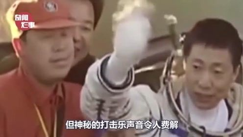 杨利伟在太空听到敲窗声,多年后谜底被揭开:幸亏自己命大!