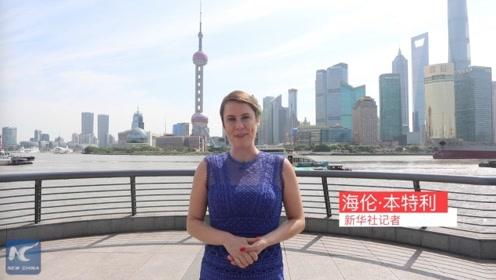 """新华社记者说 """"洋记者""""带你读懂""""健康中国"""""""