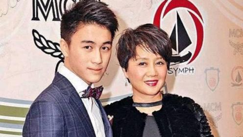梁安琪26岁下嫁65岁富豪,只因他一句承诺,如今身家已过百亿