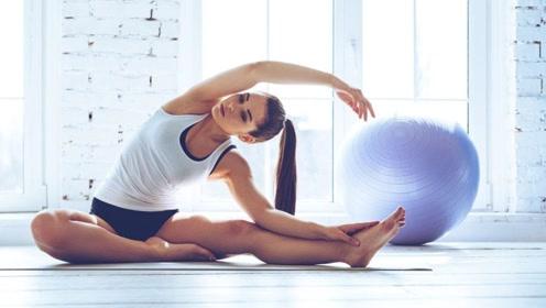 15分钟的伸展瑜伽,你学会了几种?