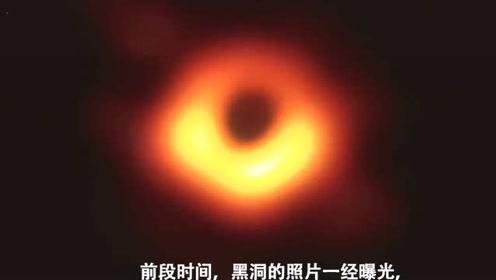 """黑洞被称为""""太空中最自私的怪物"""",如果人掉进去又会发生什么?"""
