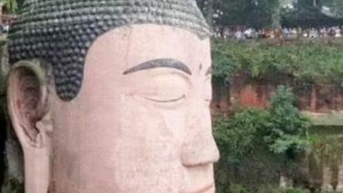 中国神圣的千年古佛,闭眼流泪便有灾难发生,真的有这么灵验吗?