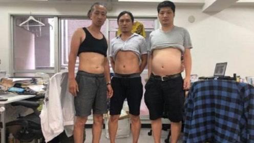 日本大叔体验北京比基尼,这也太逗了!