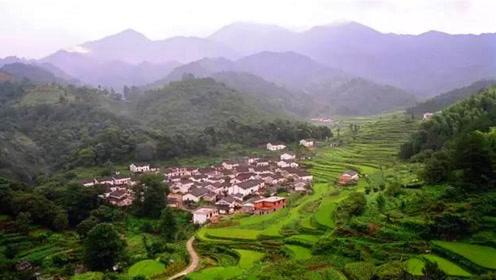 藏在大山深处的中国最大富硒村,景美空气好,70元一天还包三餐