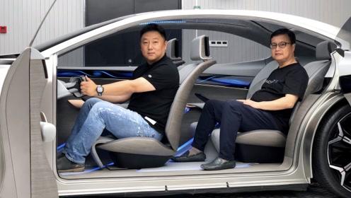 """""""灵魂拷问""""造车新势力。独家专访天际汽车CEO张海亮博士"""