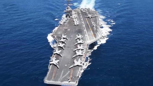 """中国迎来海上""""大杀器""""!003航母意外曝光,怒夺海上霸主之位"""