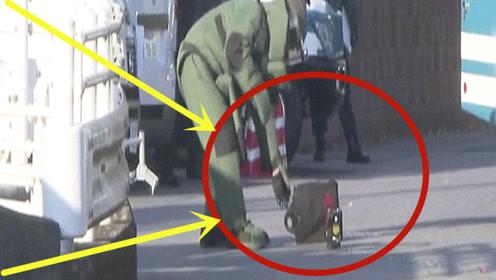 日本幼儿园发现可疑包裹!防爆队紧急出动,拆开后傻眼了!