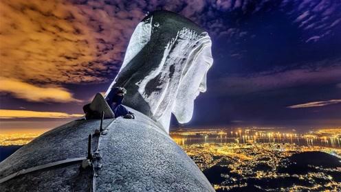"""全球最吃亏的雕像,每年要遭到多次""""雷劈"""",仿佛在替人受罪!"""