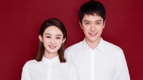曝赵丽颖冯绍峰10月补办婚礼 时间是女方生日当天