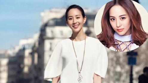 她是娱乐圈中的学霸,还是赵又廷的前女友,如今37岁依旧单身