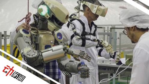 """俄罗斯首位机器人""""宇航员""""奔赴太空,开车开枪开玩笑都行"""