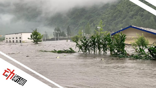 最小4岁!汶川山洪泥石流灾害,已致10死28失联