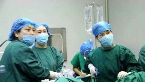 """女性""""上环""""手术是怎样完成的?镜头记录全过程,网友:看着就疼"""