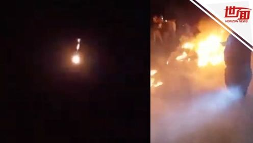美军无人机在也门上空被胡塞武装击落 美军方:或与伊朗有关