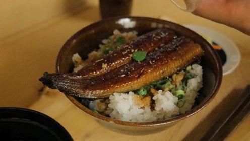 """日本""""鳗鱼饭"""",为啥这么贵?"""