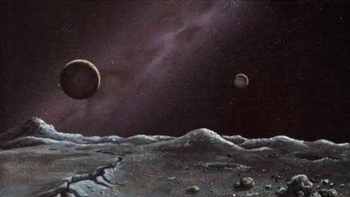 冥王星有丰富的氨气海洋,像浓稠的糖浆!或许会出现特殊生命!