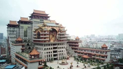 中国一宫殿耗资20亿,破11项世界纪录,却不知是谁建造!