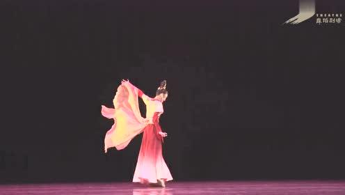第12届桃李杯北舞附中古典舞《红艳凝香》——中舞网APP精选