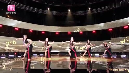 石榴籽舞团跳佤族舞蹈《司岗里》指导:金星——中舞网APP精选